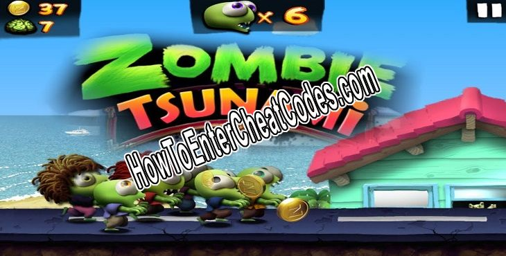 Zombie Tsunami Hacked Diamonds and Coins