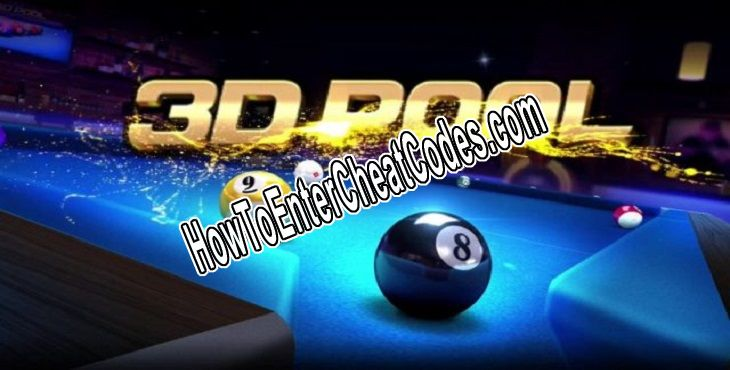 3D Pool Ball Hacked Gold, Chips and Coins