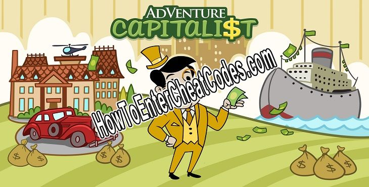 AdVenture Capitalist Hacked Gold and Money