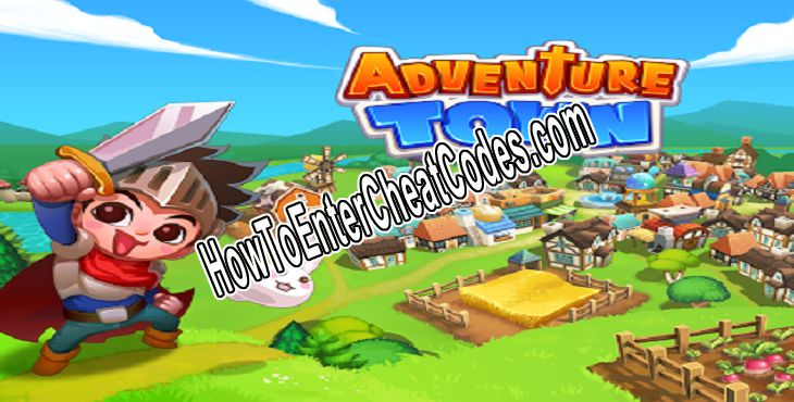Adventure Town Hacked Gold and Diamonds/Gems