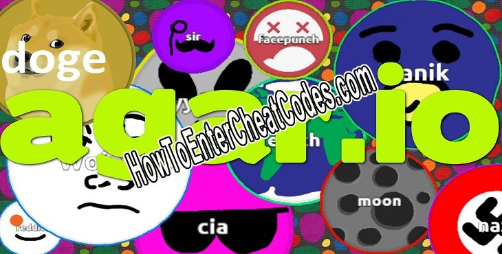 Agar.io Hacked God Mode, Boost, Coins and Invisibility