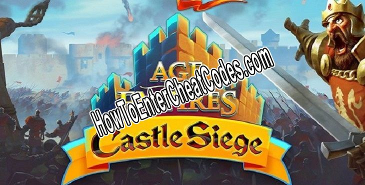 Age of Empires: Castle Siege Hacked Gold, Stones, Food and Wood