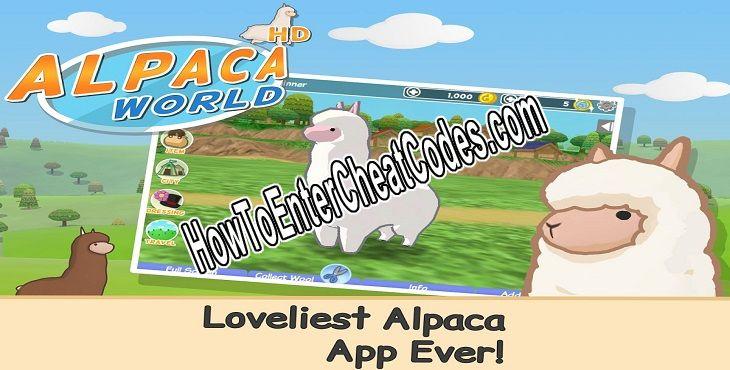Alpaca World Hacked Coins/Money and Rank Up