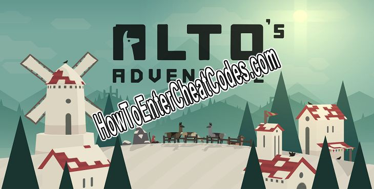 Alto's Adventure Hacked Coins and Wingsuit