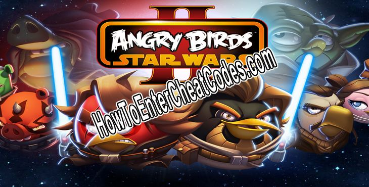 Angry Birds Star Wars 2 Hacked Credits/Coins
