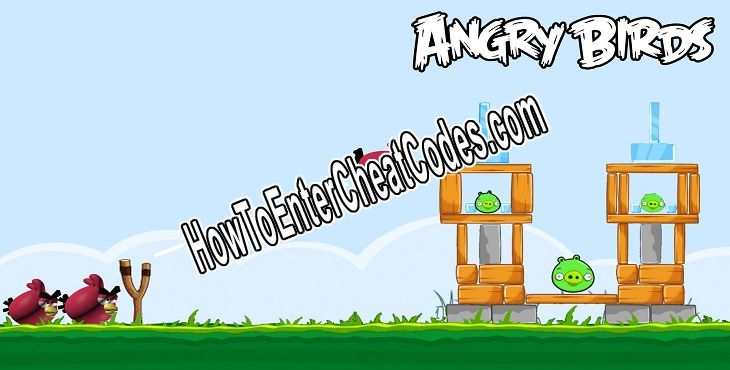 Angry Birds Hacked Gems and Coins