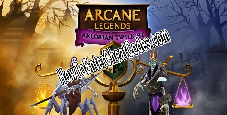 Arcane Legends Hacked Gold and Platinum