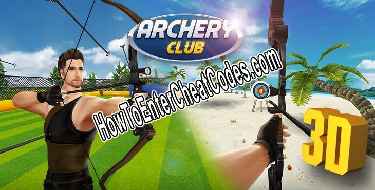Archery Master 3D Hacked Coins and Unblock All Items