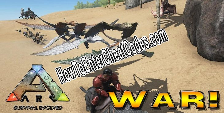 Ark of War Hacked Gold, Cash and Gas