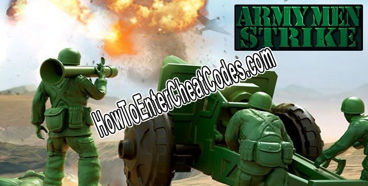 Army Men Strike Hacked Gold