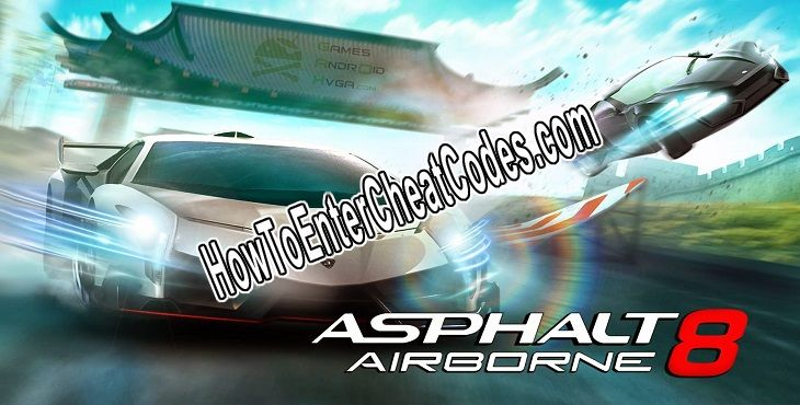 Asphalt 8: Airborne Hacked Money/Credits, Unlock All Cars and Stars
