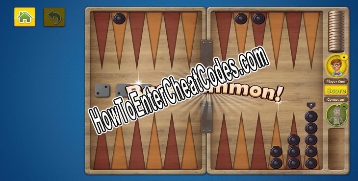 Backgammon Live Hacked Coins/Cash