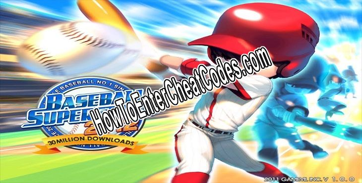 Baseball Superstars 2012 Hacked G points and Unlock All