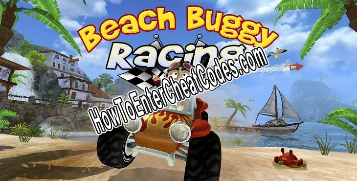 Beach Buggy Racing Hacked Gems and Coins