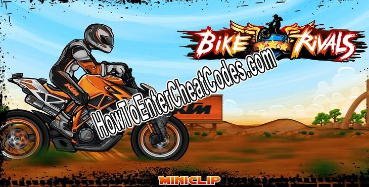 Bike Rivals Hacked Coins/Money, Unlock All and Fuel