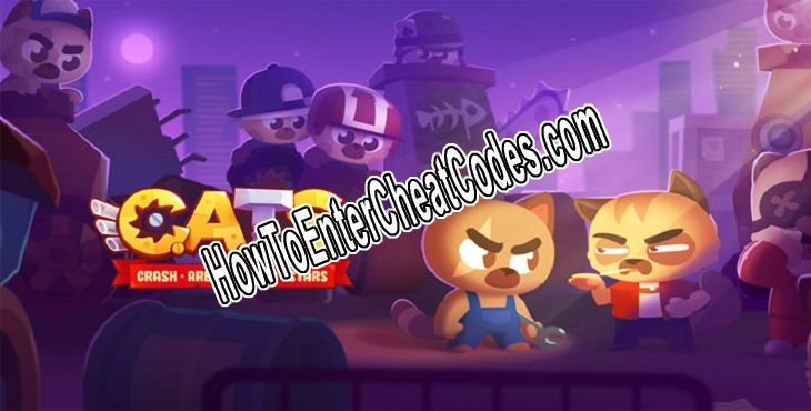 CATS: Crash Arena Turbo Stars Hacked Gems and Money