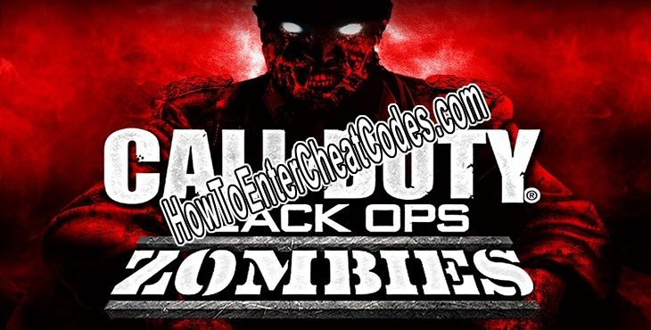 Call of Duty: Black Ops Zombies Hacked Money, Unlock All Maps and Ammo
