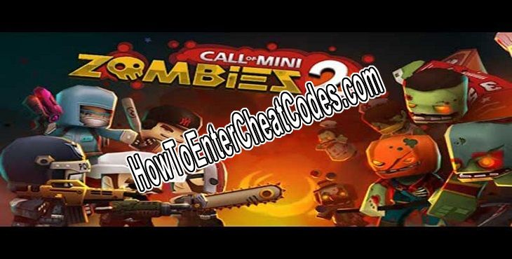 Call of Mini Zombies 2 Hacked Crystals and Money