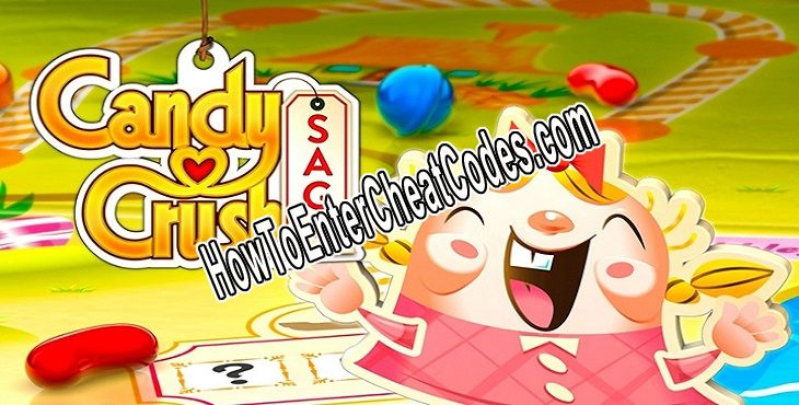 Candy Crush Saga Hacked Gold, Lives, Moves and Boosters