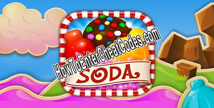 Candy Crush Soda Saga Hacked Gold Bars, Lives, Moves and Boosters