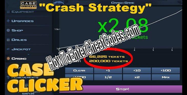 🔥 Case Clicker Hacked ✅ Money, Cases, Knife and Jackpots + Cheats
