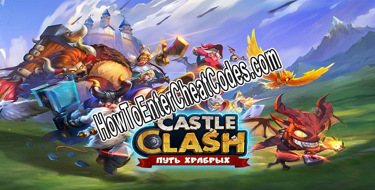 Castle Clash Hacked Gems and Money