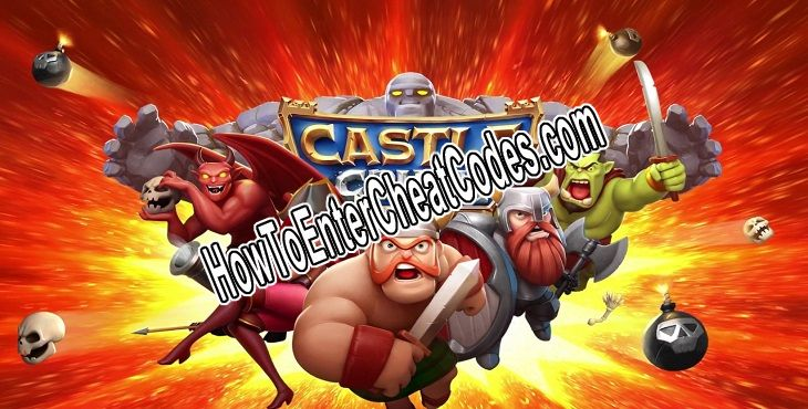 Castle Crush Hacked Gems and Money/Gold