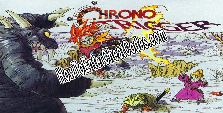 Chrono Trigger Hacked Money, Capsules and Tabs