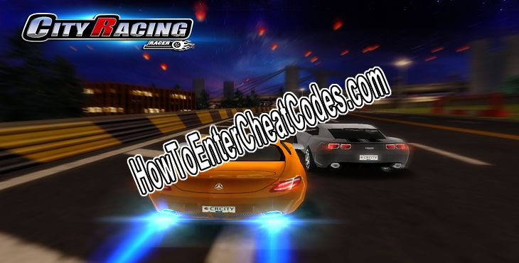 City Racing 3D Hacked Diamonds and Money/Coins