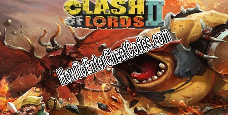 Clash of Lords 2 Hacked Gems/Jewels, Souls and Gold