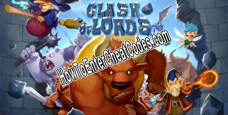 Clash of Lords Hacked Gems and Money/Gold