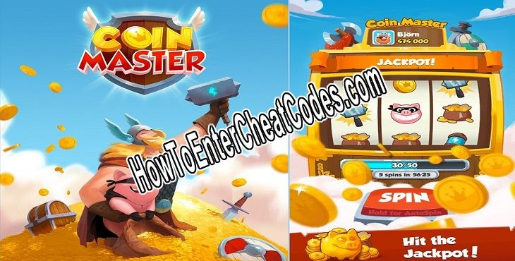 Coin Master Hacked Spins and Coins