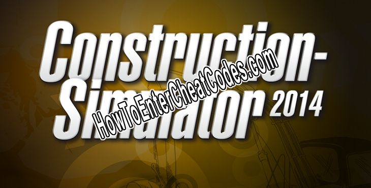 Construction Simulator 2014 Hacked Money