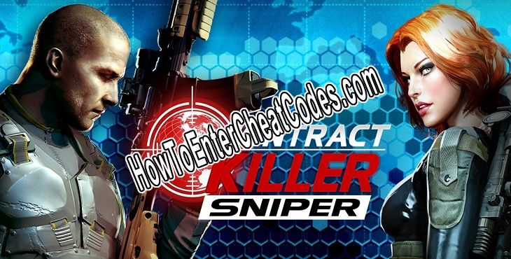 Contract Killer: Sniper Hacked Money and Gold