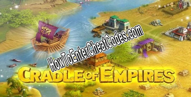 Cradle of Empires Hacked Crystals and Gold/Coins