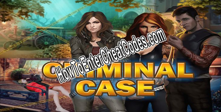 Criminal Case Hacked Money, Energy and Stars