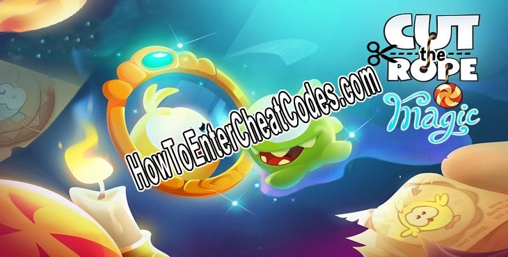 Cut the Rope: Magic Hacked Crystals, Energy and Money/Coins