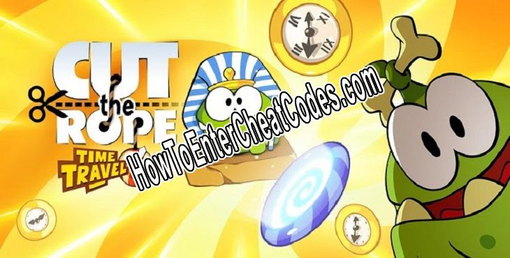 Cut the Rope Hacked Keys, Unlock All Levels and Coins