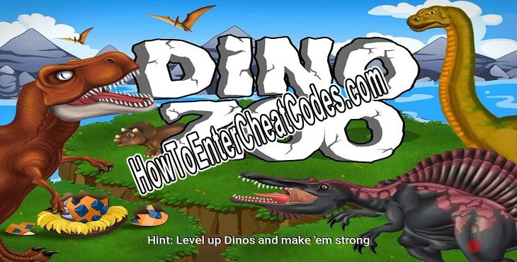 DINO ZOO Hacked Money and Gems