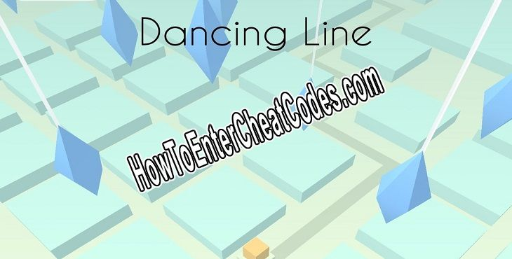 Dancing Line Hacked Gems and Lives