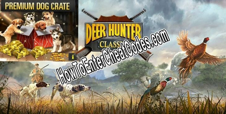 Deer Hunter Classic Hacked Gold/Money
