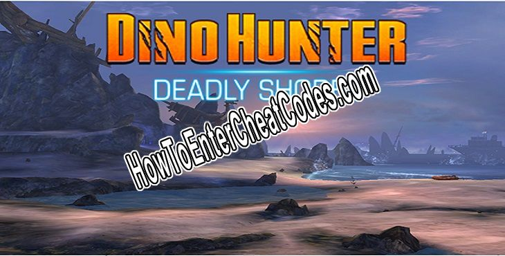 Dino Hunter: Deadly Shores Hacked Gold and Money/Glu