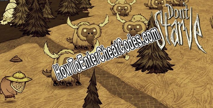 Don't Starve Hacked Health, Items, Sanity and Unlock All Characters