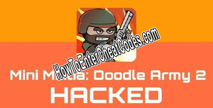 Doodle Army 2: Mini Militia Hacked Health, Nitro and Ammo