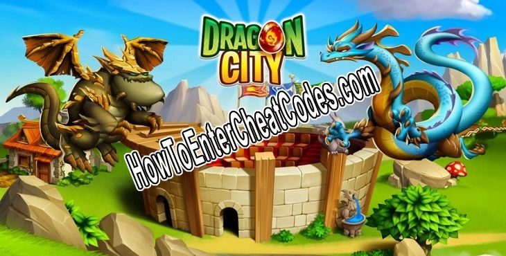 Dragon City Hacked Gems, Food and Gold