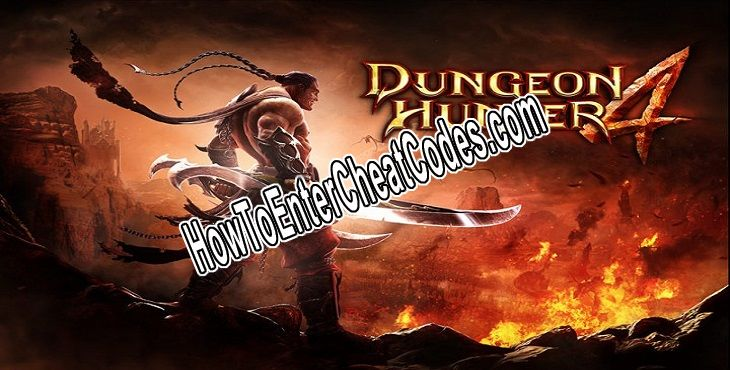 Dungeon Hunter 4 Hacked Gems and Gold