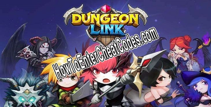 Dungeon Link Hacked Gems, Swords and Gold