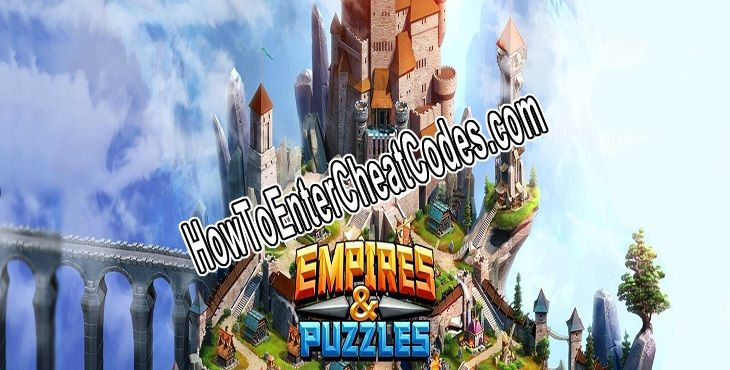 Empires and Puzzles Hacked Gems