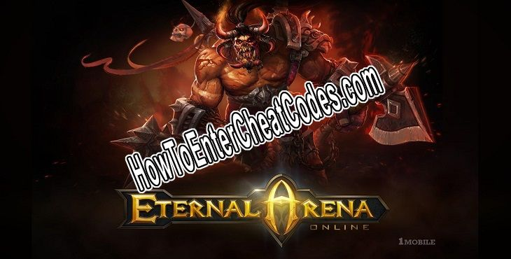 Eternal Arena Hacked Diamonds and Coins