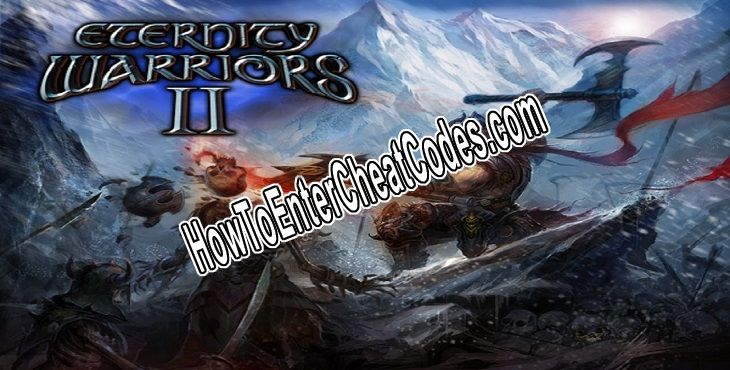 Eternity Warriors 2 Hacked Gems and Coins